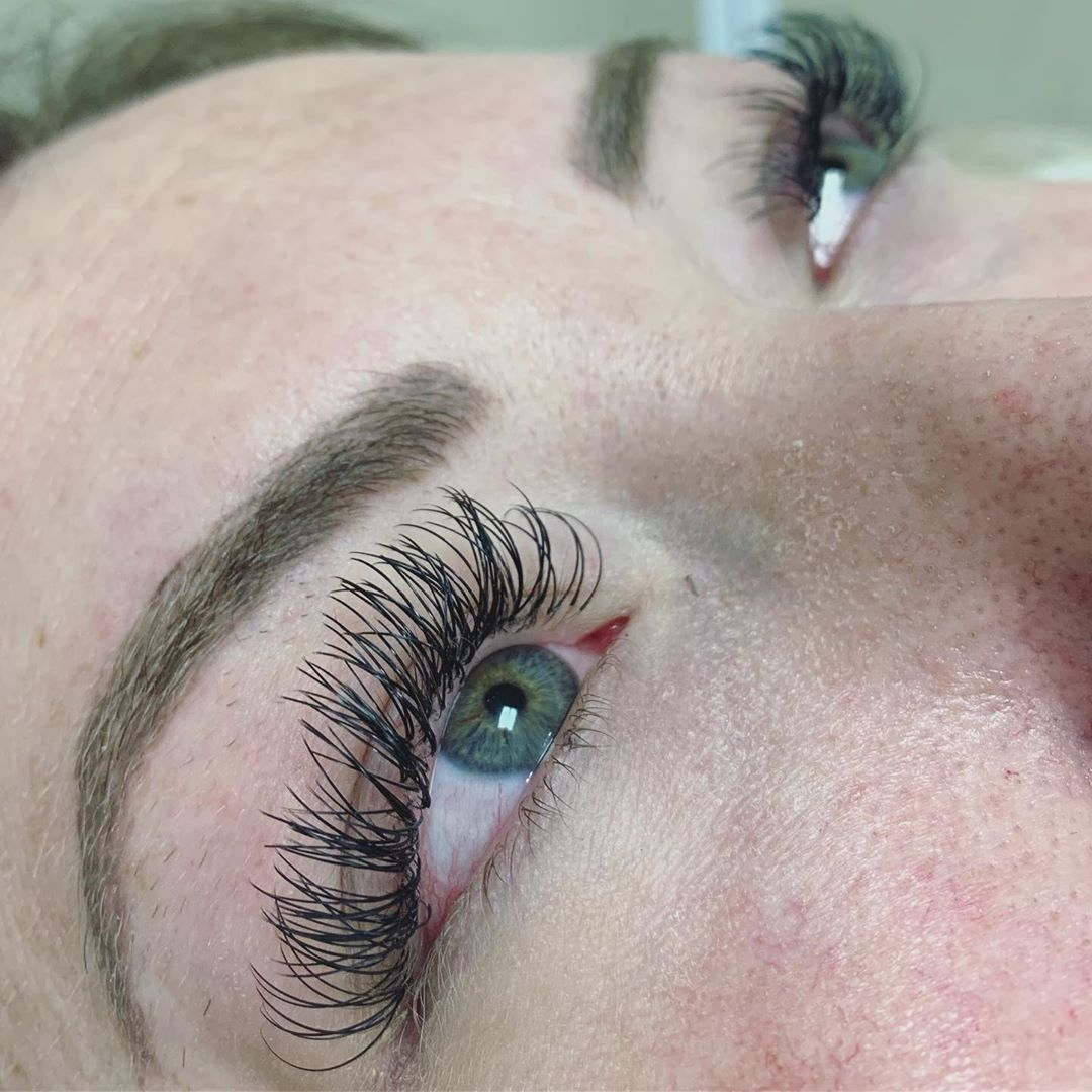 Flat Eyelash Extensions C/D CURL ,0.15mm or 0.20mm