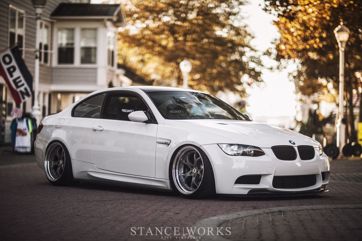 bmw m3 e92 coupe white slammed vehicles pinterest. Black Bedroom Furniture Sets. Home Design Ideas