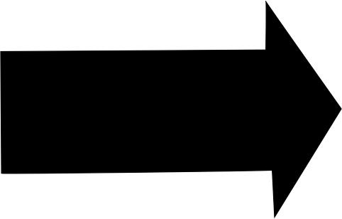 Arrow Solid Right Clip Art Arrow Printable Arrow Silhouette