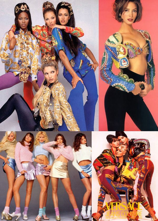51 Reasons Why Supermodels Were Better In The 90s 80s 90s