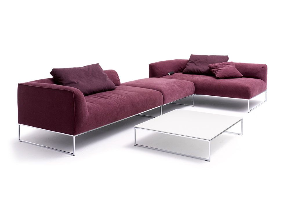 Name: Mell lounge sofa / Designer: Jehs + Laub / Manufacturer: COR ...