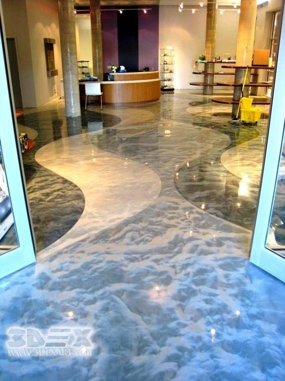 D Epoxy Floor Coating For Restaurant You Will Answer This Question - Epoxy floor coating for restaurants