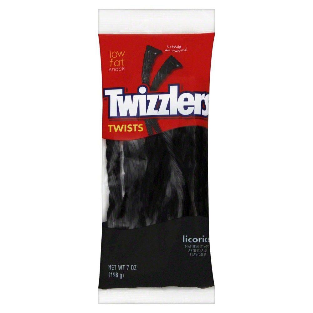 Twizzlers Licorice Licorice