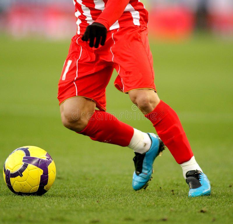 Soccer Dribbling Soccer Player Legs Dribbling In A Match Affiliate Dribbling Soccer Player Match Legs Ad Soccer Soccer Players Players