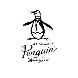Logo | Original Penguin | Logotipo de ropa, Manualidades de bordados, Marca de ropa