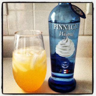 Low Calorie Orange Dreamsicle Vitamin Water Zero Rise Orange 1