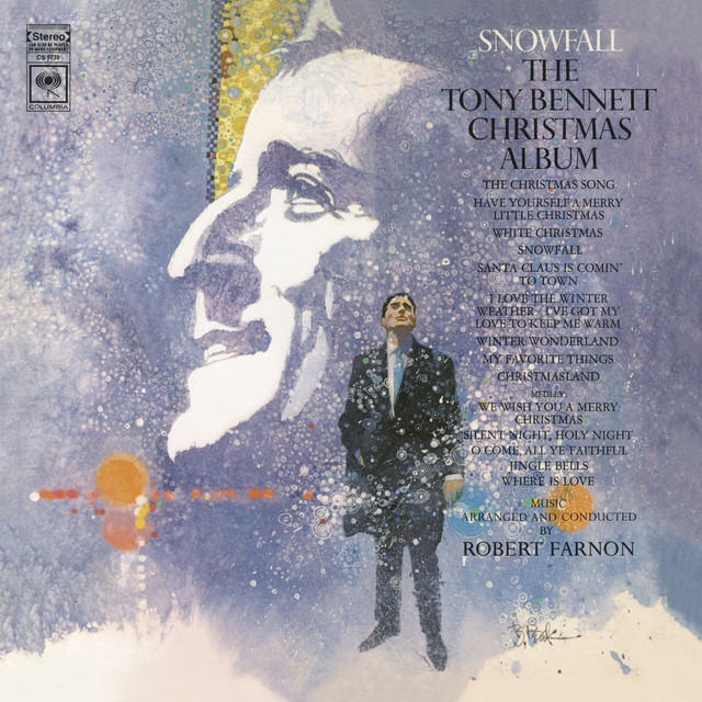 2020 Christmas Cds Snowfall   The Tony Bennett Christmas Album in 2020 | Christmas