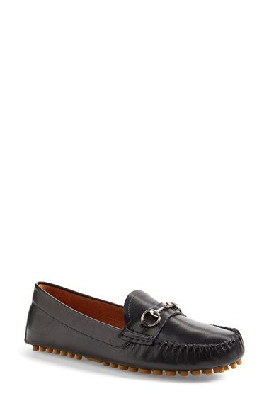 d74d9eb0207 Gucci  Road  Driving Loafer (Women) available at  Nordstrom