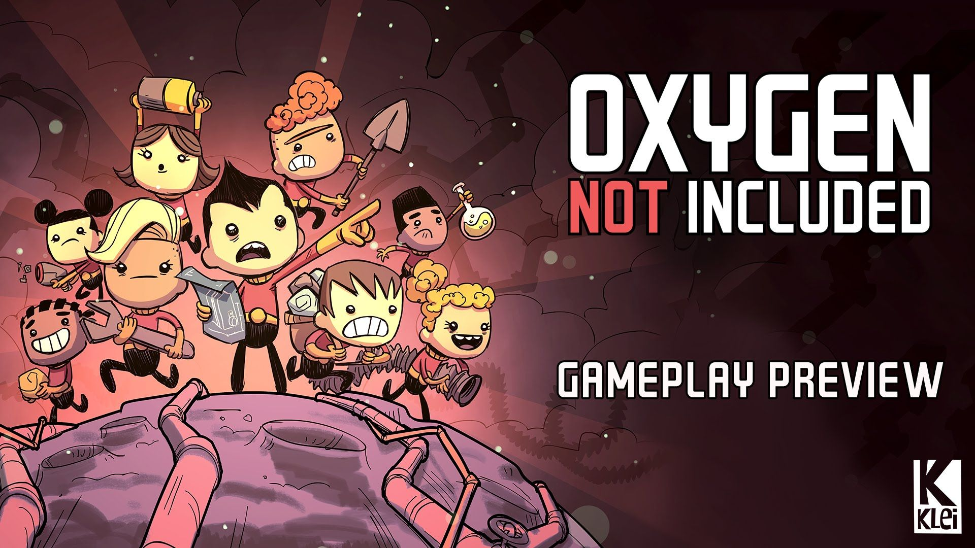 Oxygen Not Included Google Search Oxygen Game Interface Game Art