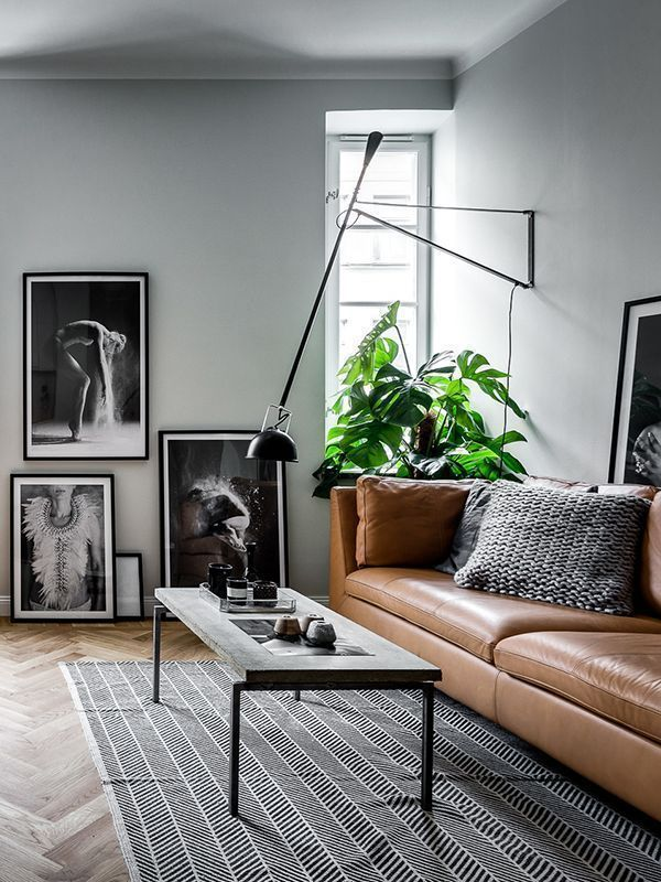 Best Black And White Small Living Room Interior Design Ideas 400 x 300