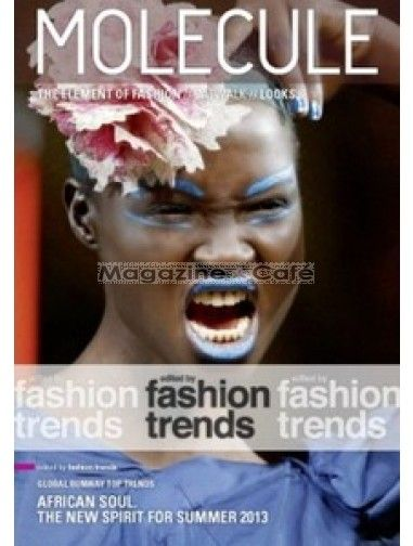 Molecule catwalk looks | High Fashion Magazines | Fashion Magazines - Magazine cafe