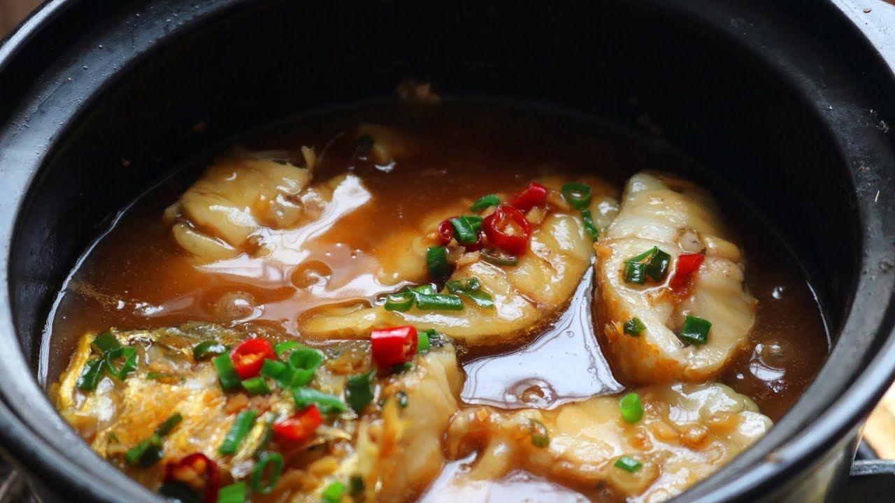 胡瓜鱼的做法_爱吃鱼的记得收藏,学会这种做法,鱼肉嫩滑,超级下饭解馋 ...