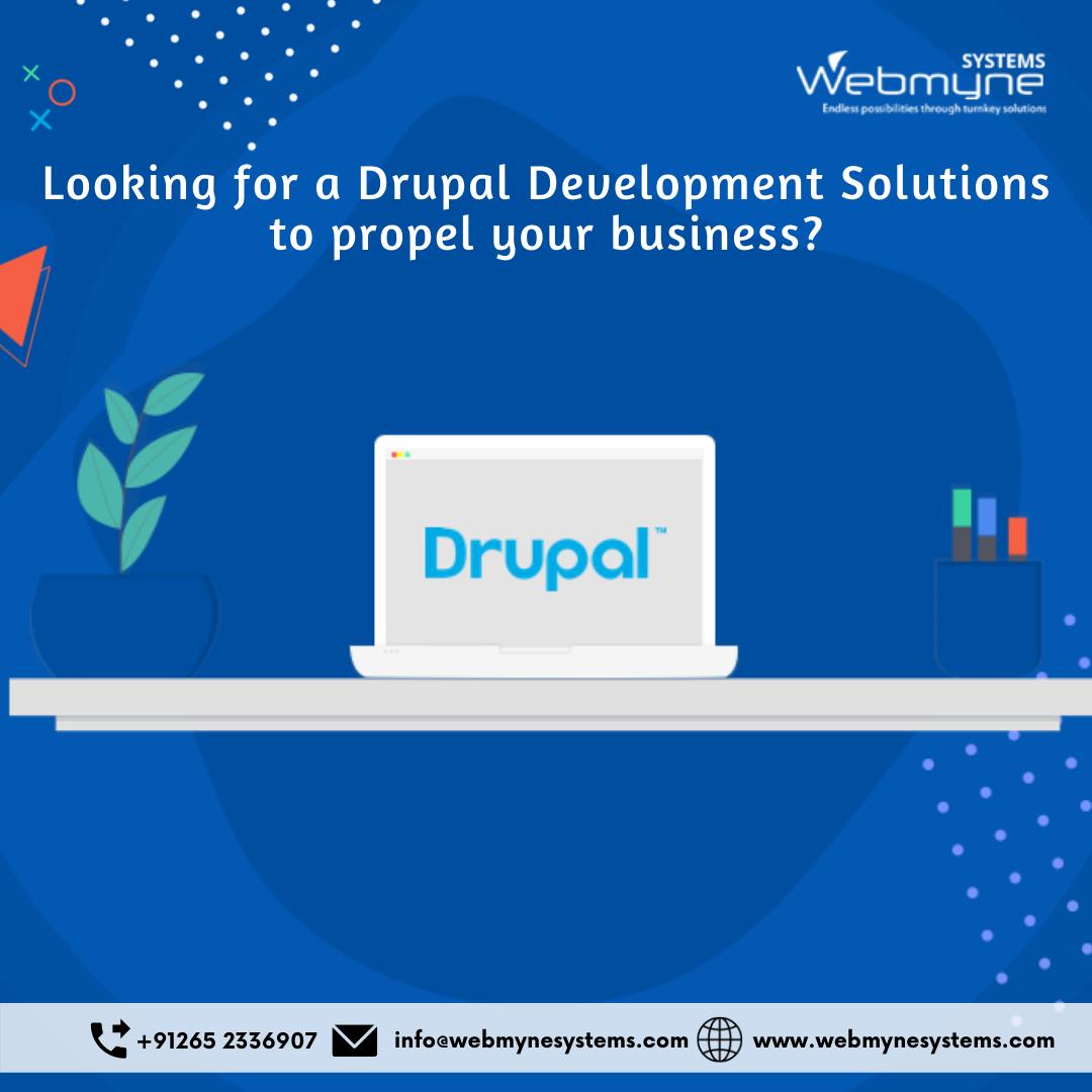 Drupal App Development In 2020 Drupal App Development Development