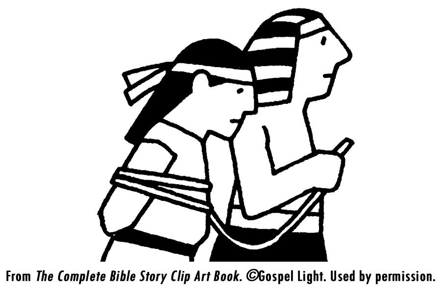 Jozef wordt verkocht door zijn broers // Joseph Sold By