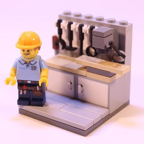 LEGO Ideas - 16 Vignettes For Your Series 13 Minifigures | Lego ...