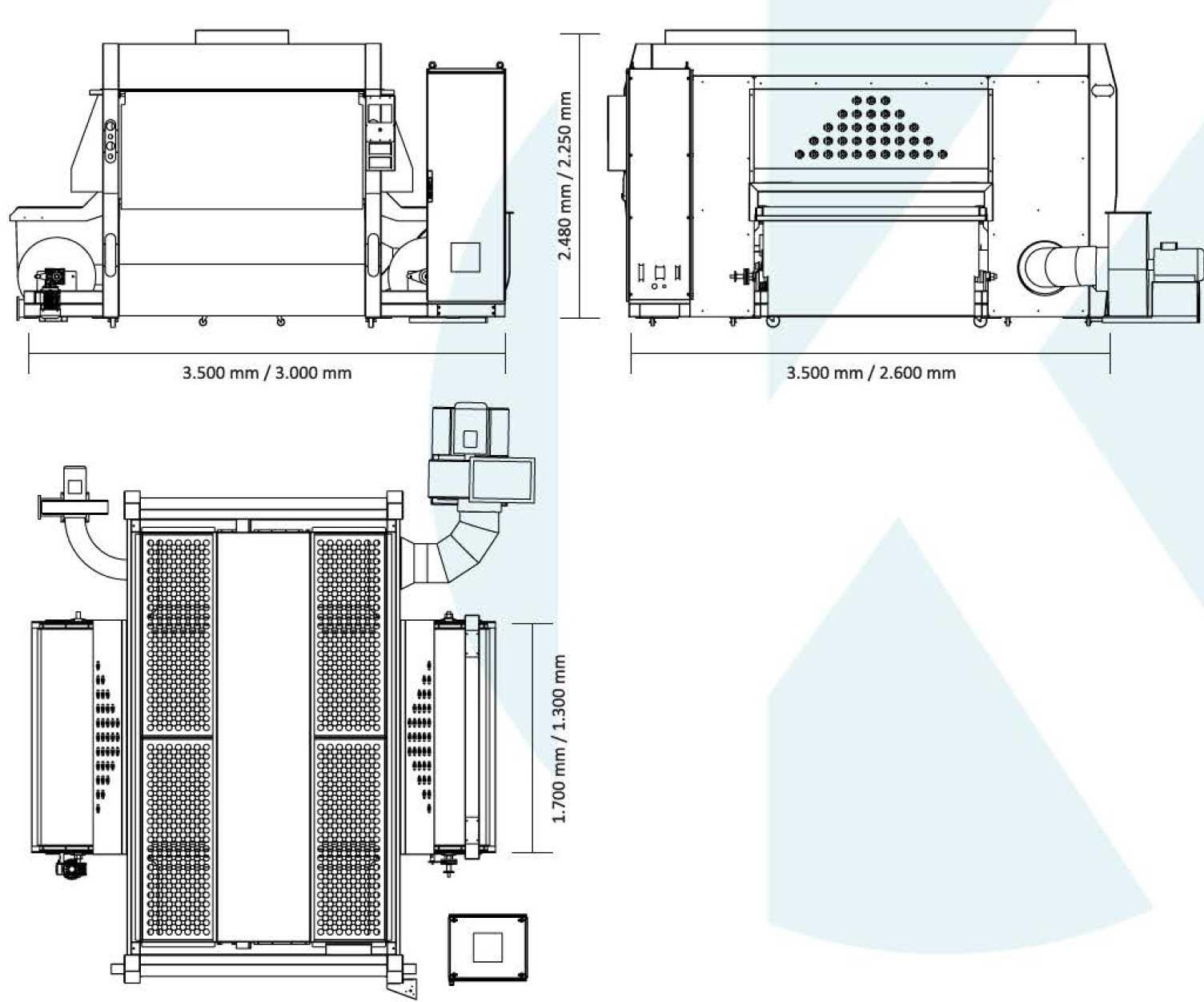 KR BM 1000 Auto Spraying Machine (With images) Kitchen