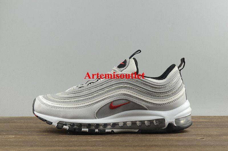 Best Ua Nike Air Max 97 Silver Bullet For Sale With Cheap Price Nikeshoes Nikesportswear Shoes Nikeairmax Nike Air Max 97 Nike Air Max Sale Shoes Online