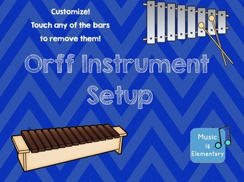 Orff Xylophone Customizable!Includes:Soprano XylophoneAlto/Tenor XylophoneBass XylophoneSoprano…
