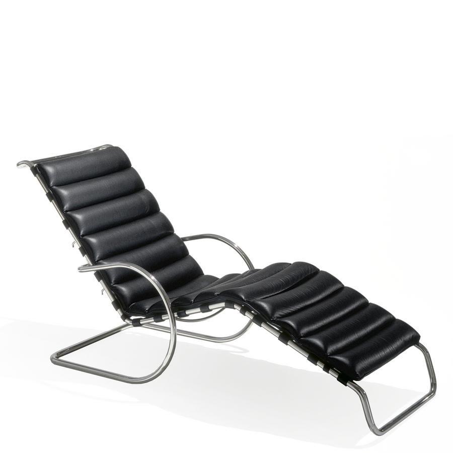 Knoll International Mr Chaise Longue Bauhaus Edition Bauhaus Chaise Longue Chaise