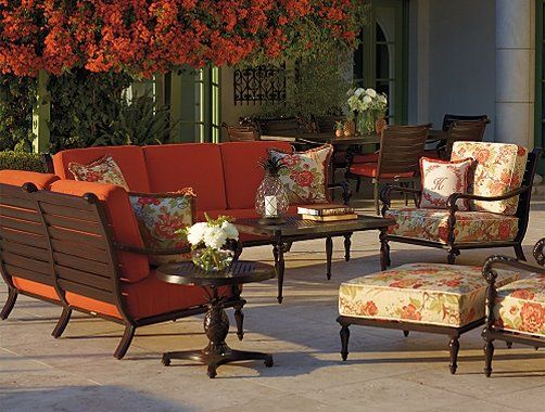 Delicieux Frontgate British Colonial Outdoor Furniture Collection   Patio Furniture  Sets
