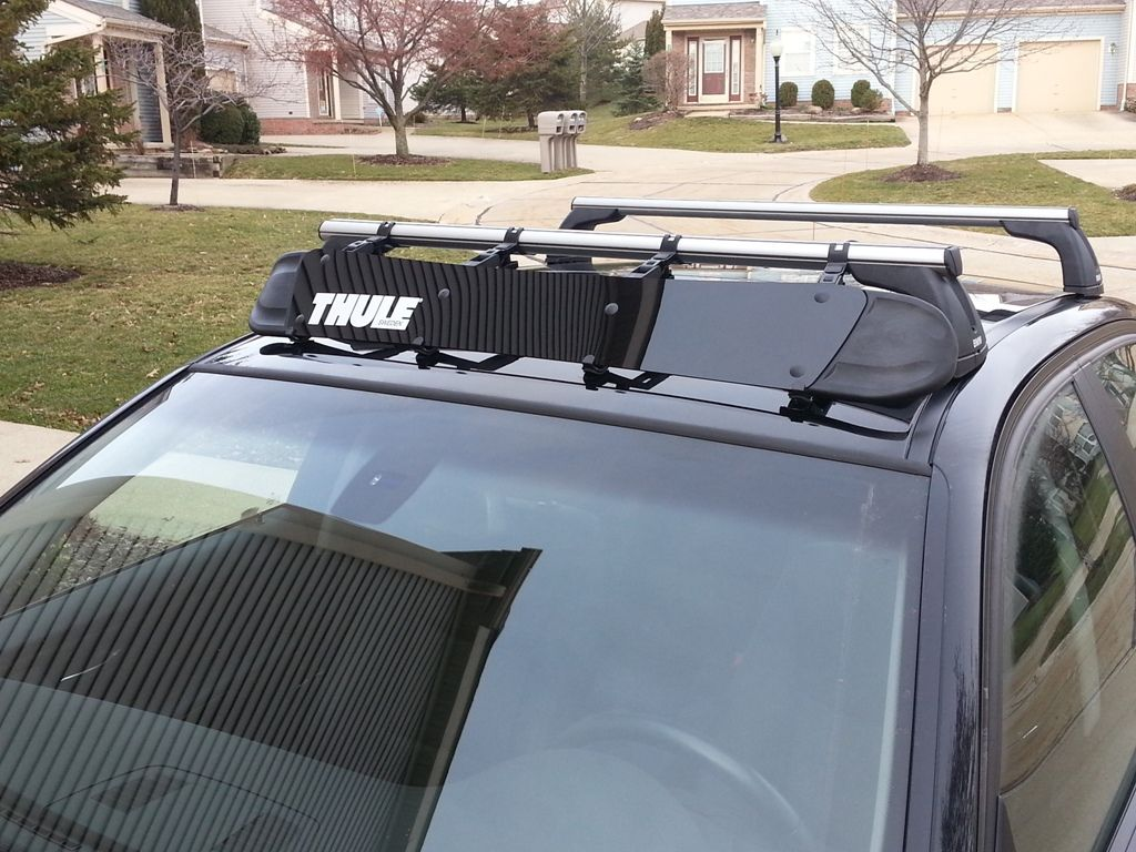 Pin By Niels Rietdijk On Car Roof Rack Thule System
