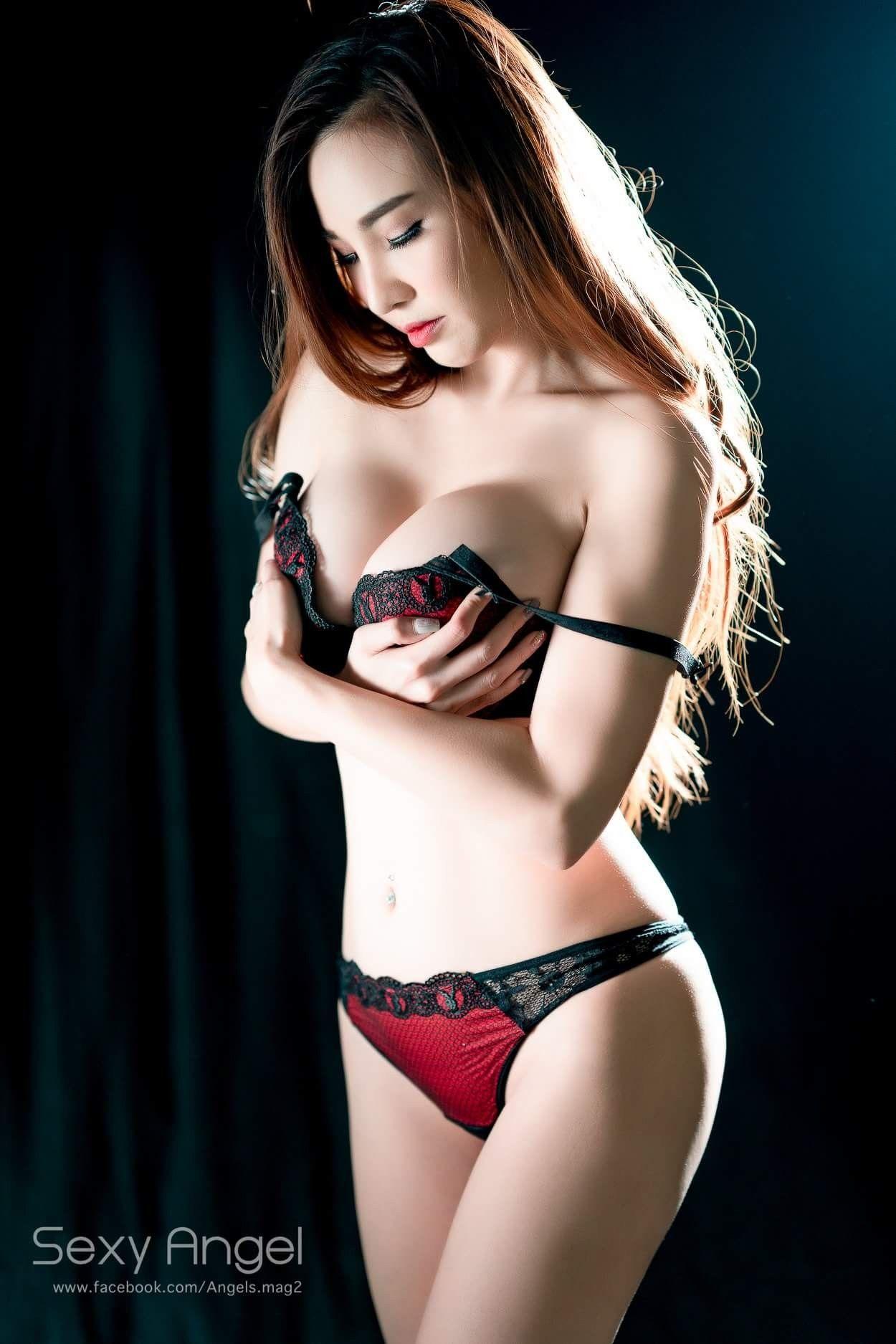 Erotic Asian Angel