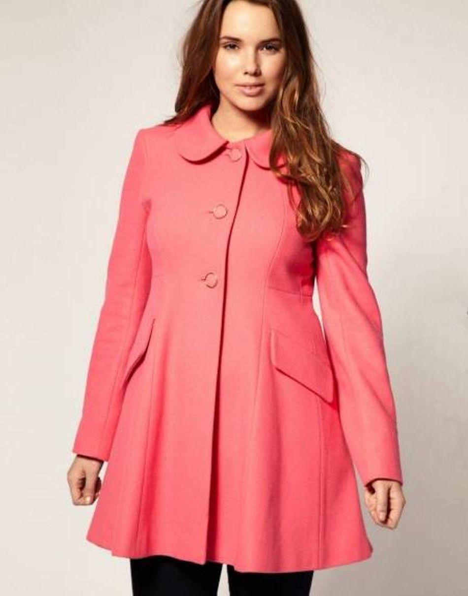 plus size winter jackets and coats | clothing catalog | pinterest