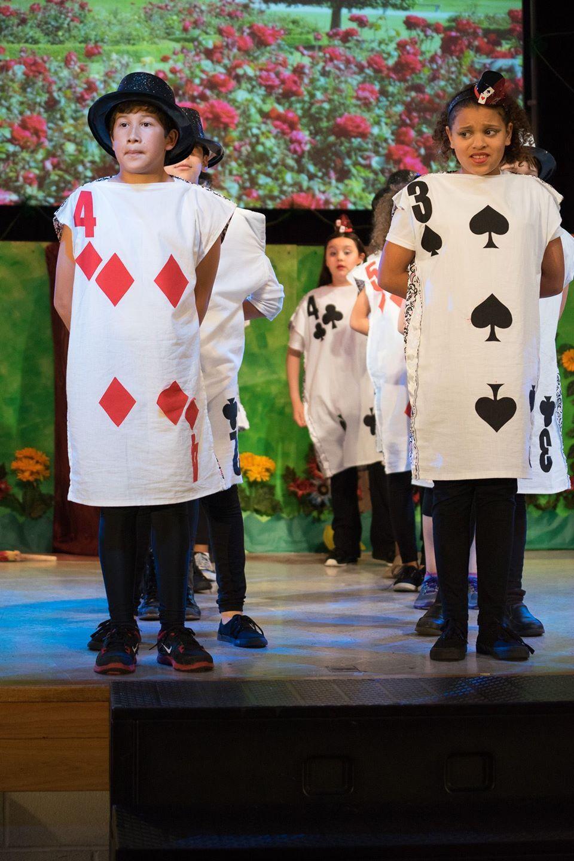 Alice In Wonderland The Royal Cardsmen Card Costume Book Week Costume Alice In Wonderland