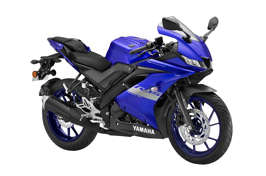 Bs6 Yamaha R15 V3 0 Launched At Rs 1 45 Lakh In 2020 Yamaha