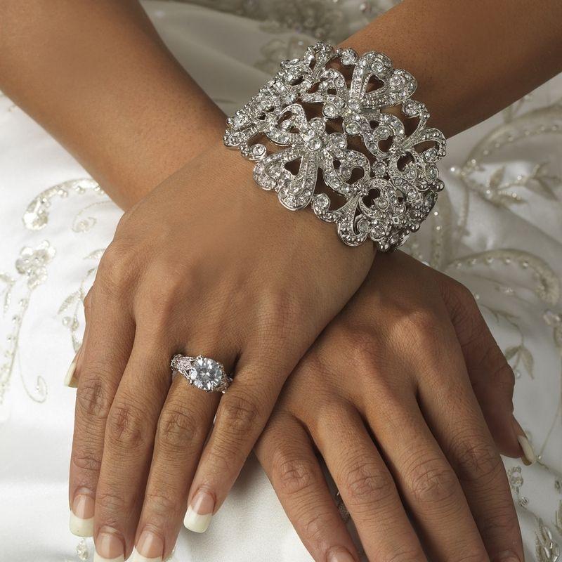 Wedding Tiara Wedding Jewelry Ideas Vintage Rhinestone Bridal