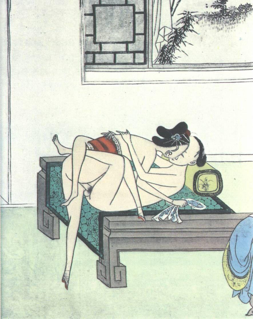 taoist sex manual