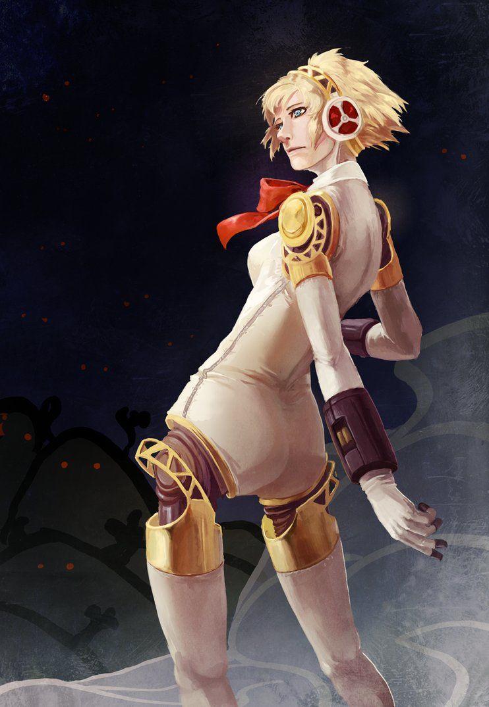 Aigis by Kurai-Kaze