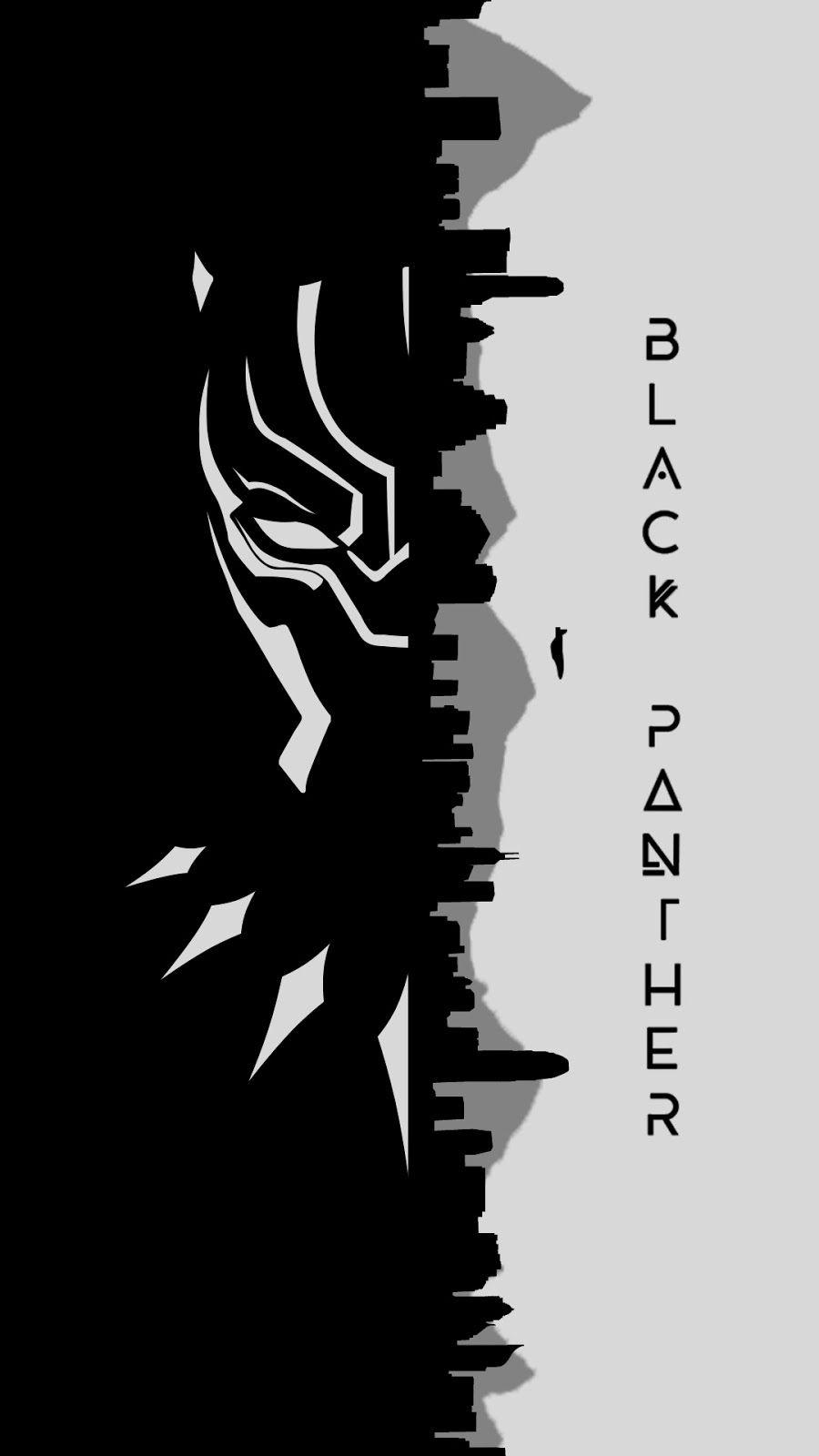 Black Panther Wallpaper Black Panther Marvel Black Panther Superhero Wallpaper