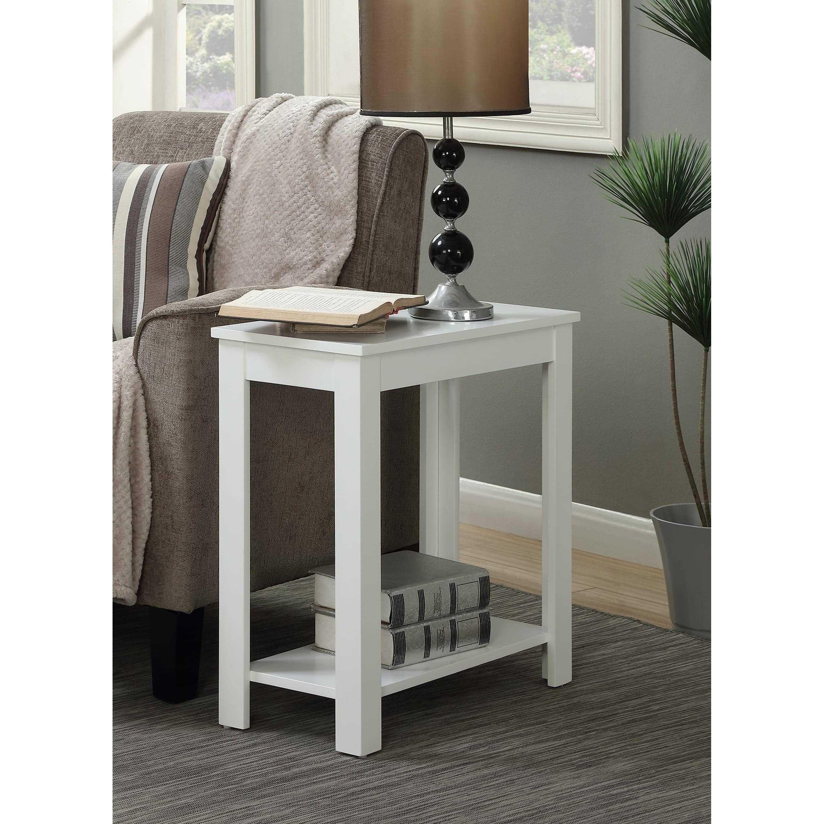 Porch & Den Convenience Concepts Designs2Go Baja Chairside End Table