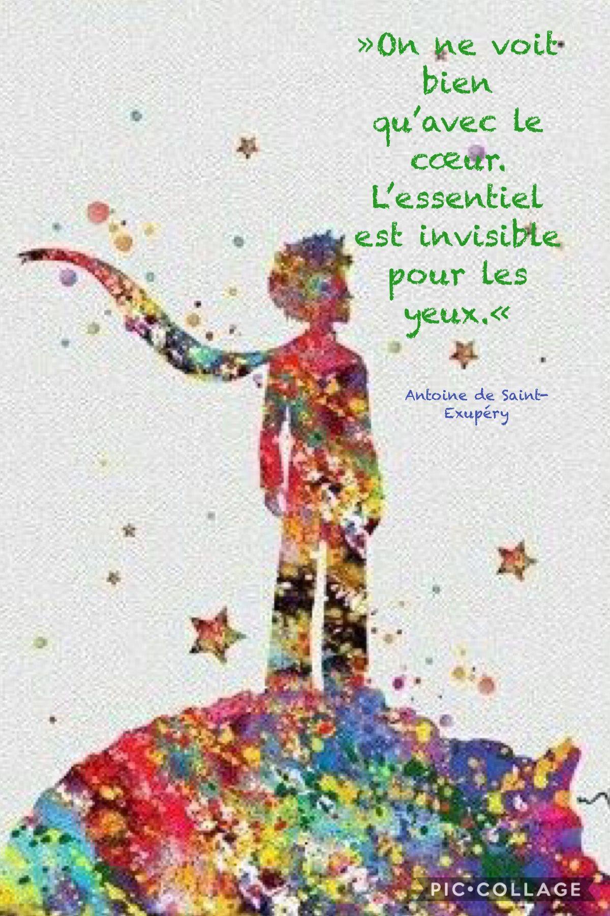 The Little Prince gift art poster print wall art gift decor merchandise