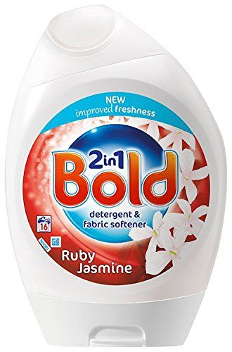 Bold Ruby Jasmine Laundry Detergent Gel 16 Washes Pack Of 6