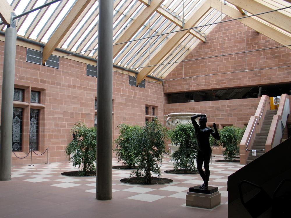 Burrell Museum — OZ.E.TECTURE nel 2020