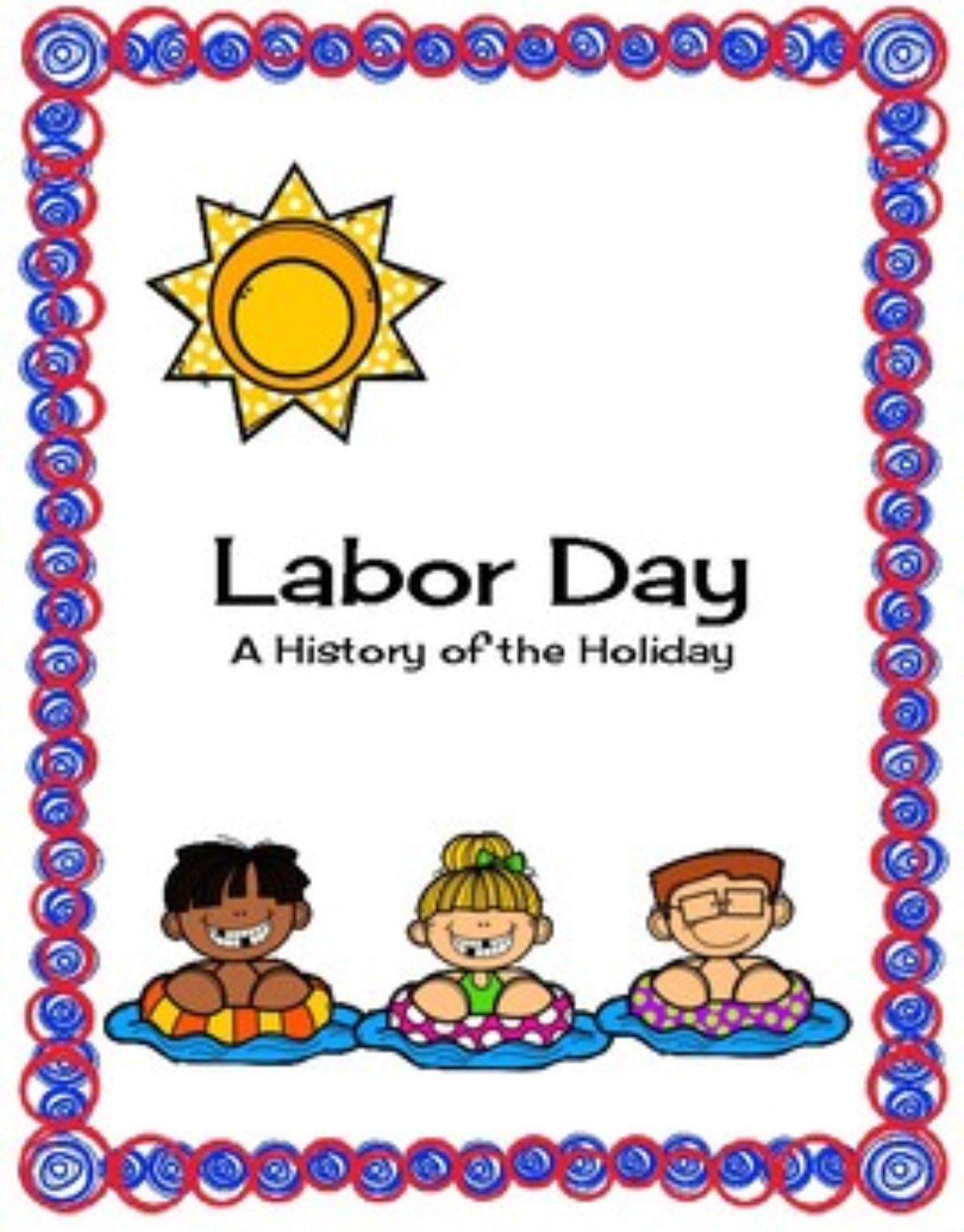 Labor Day Reading And Questions