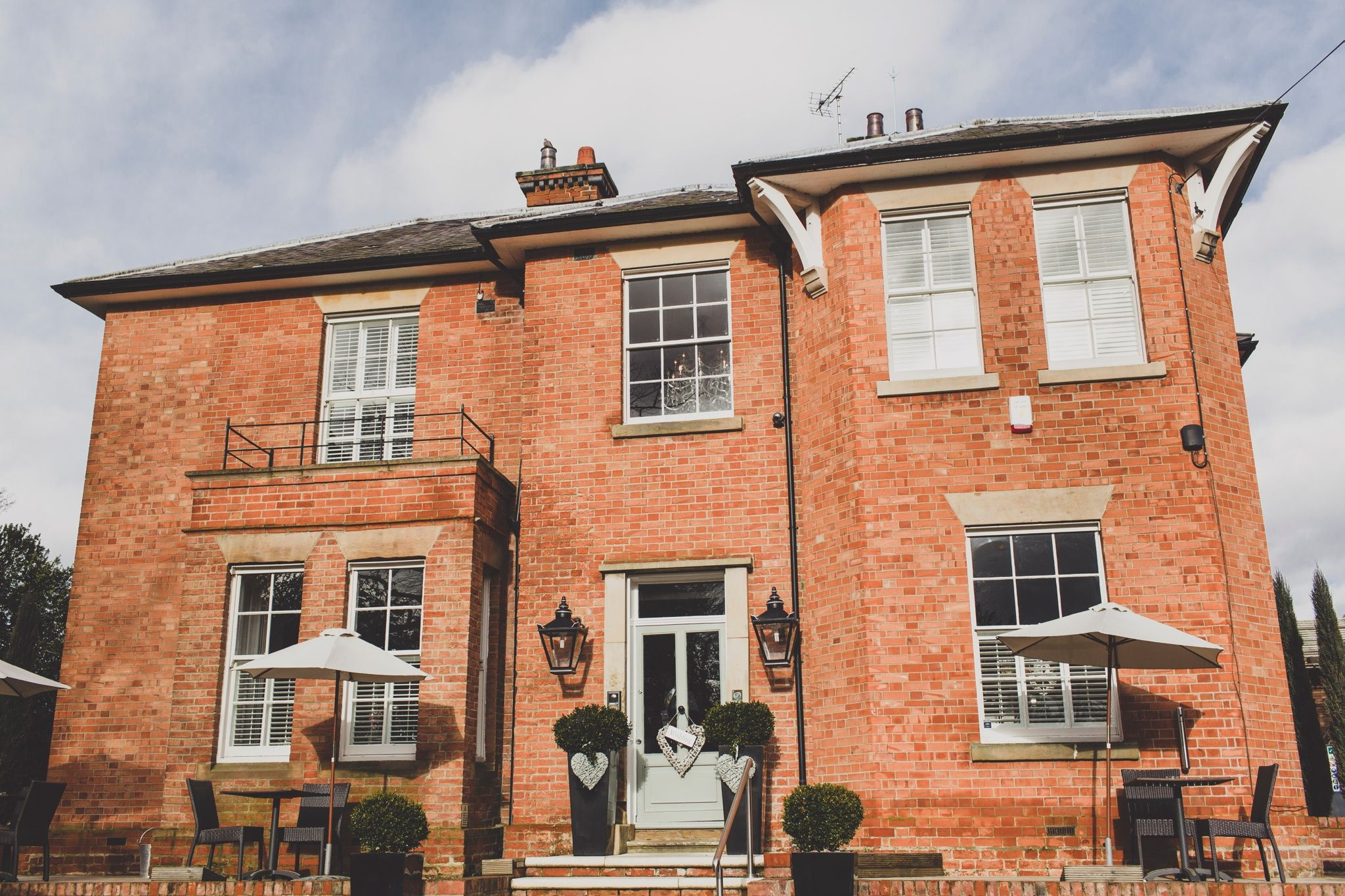 Wedding Photography Old Vicarage Boutique Hotel