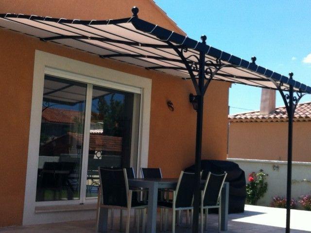 r sultat de recherche d 39 images pour pergolas fer forg moderne pergolas en fer forg. Black Bedroom Furniture Sets. Home Design Ideas