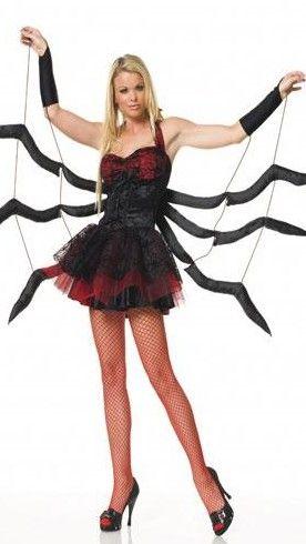 Spider costume #Halloween
