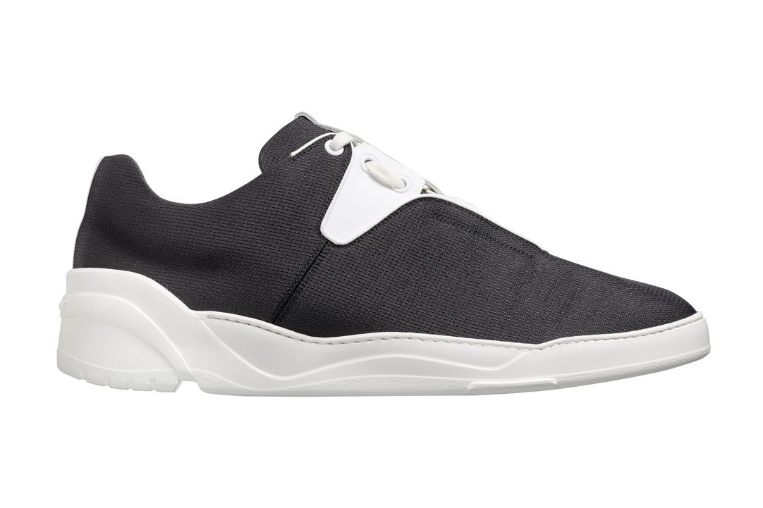 "Dior Homme 2015 Fall/Winter ""B17"" Sneaker Collection"