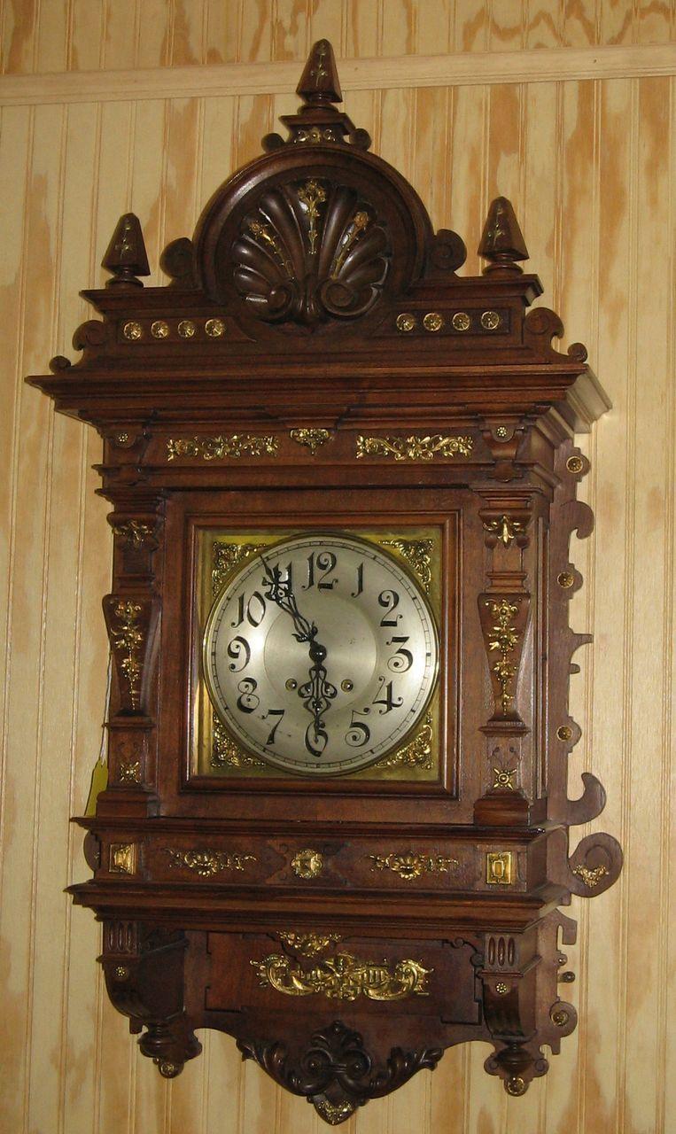 Large Lenzkirch Wall Clock | Time Flies ...