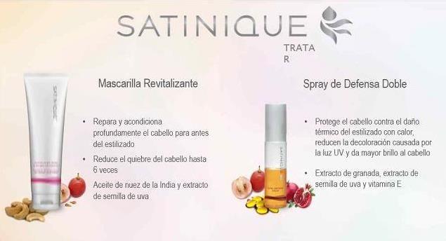 Mascarilla Revitalizante Spray De Defensa Doble Productos