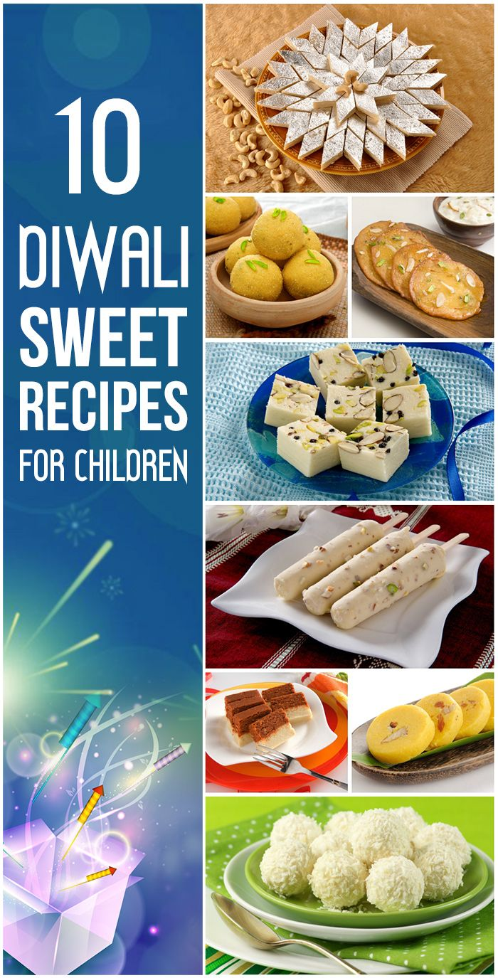 10 Easy Diwali Sweets Recipes For Children To Try | FoOd * FaMiLy ...