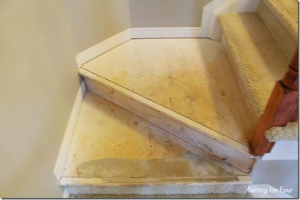 Best How To Makeover Your Stairs Tips To Replace Carpet And 400 x 300