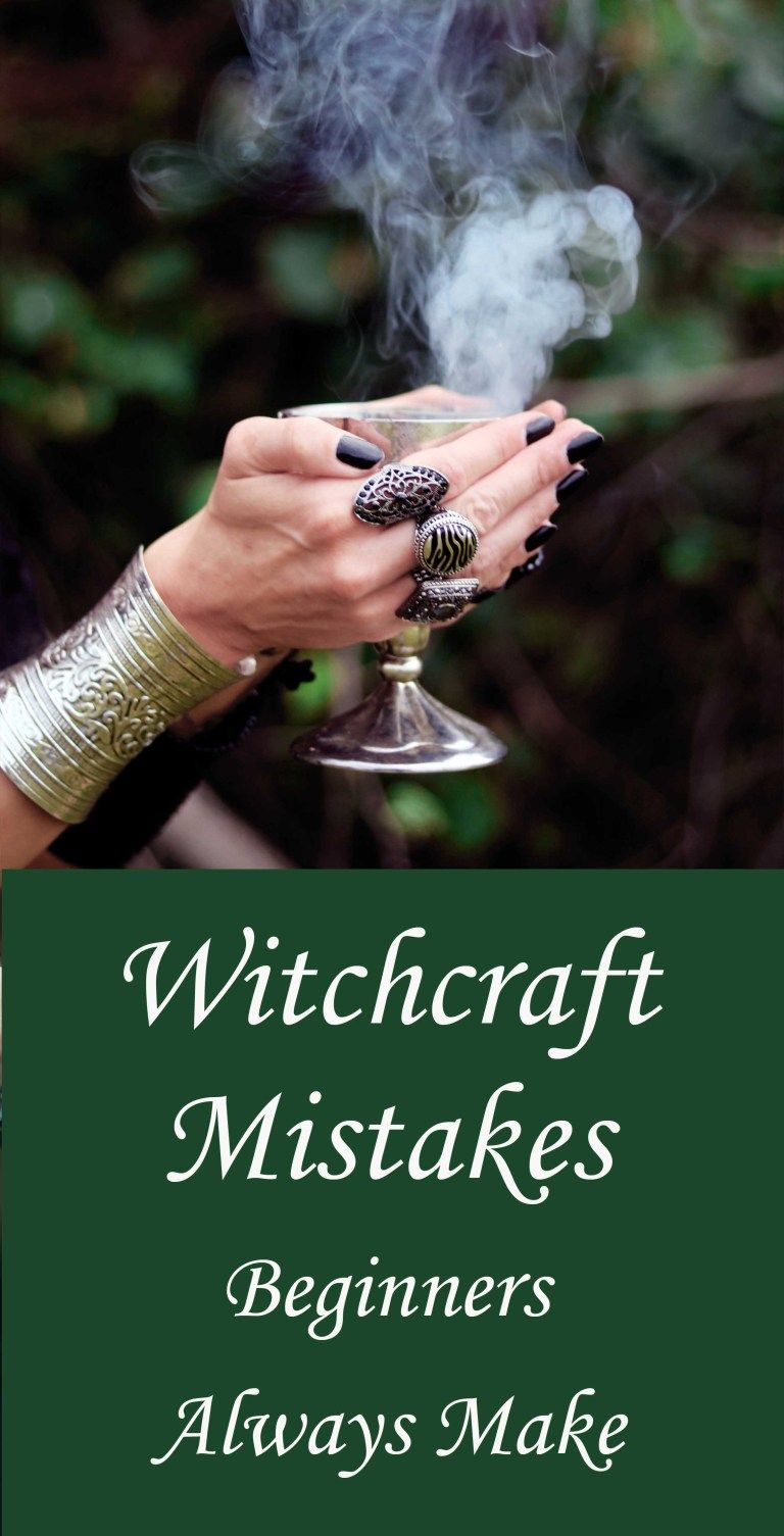 Avoid These 9 Witchcraft Mistakes Beginners Always Make   Witches
