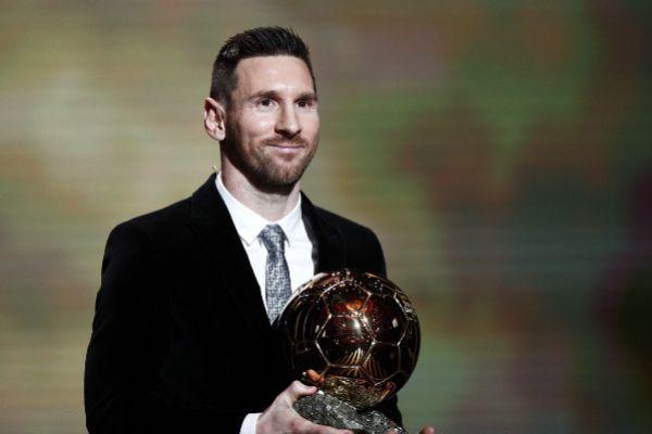 Leo Messi, Ganador Del Balón De Oro 2019 (con Imágenes