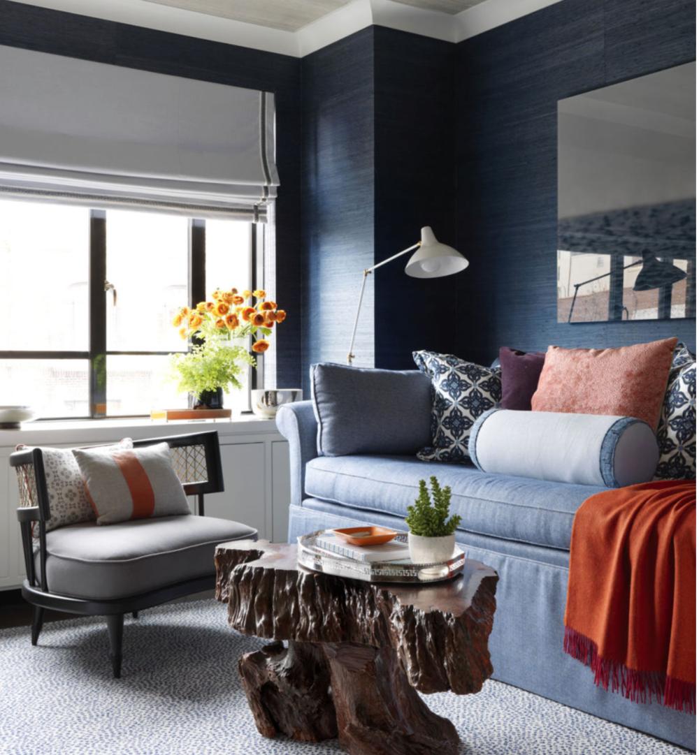 Blog Anna Matthews Interiors Fall Living Room Decor Living