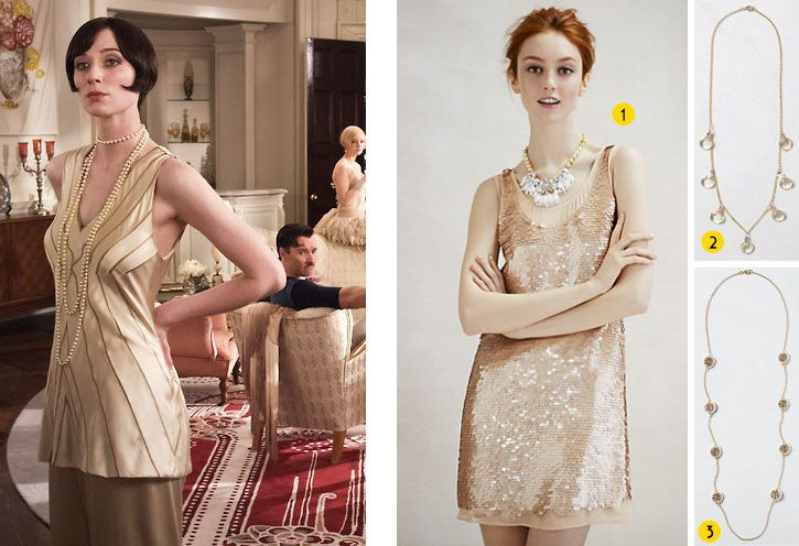 Great Gatsby Fashion 1920s Inspired Outfits For Daisy Jay Nick Jordan Great Gatsby Fashion Fashion Great Gatsby Outfits